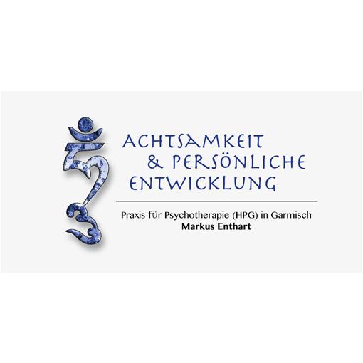 Achtsamkeit Psychotherapie Markus Enthart_Garmisch_Logo